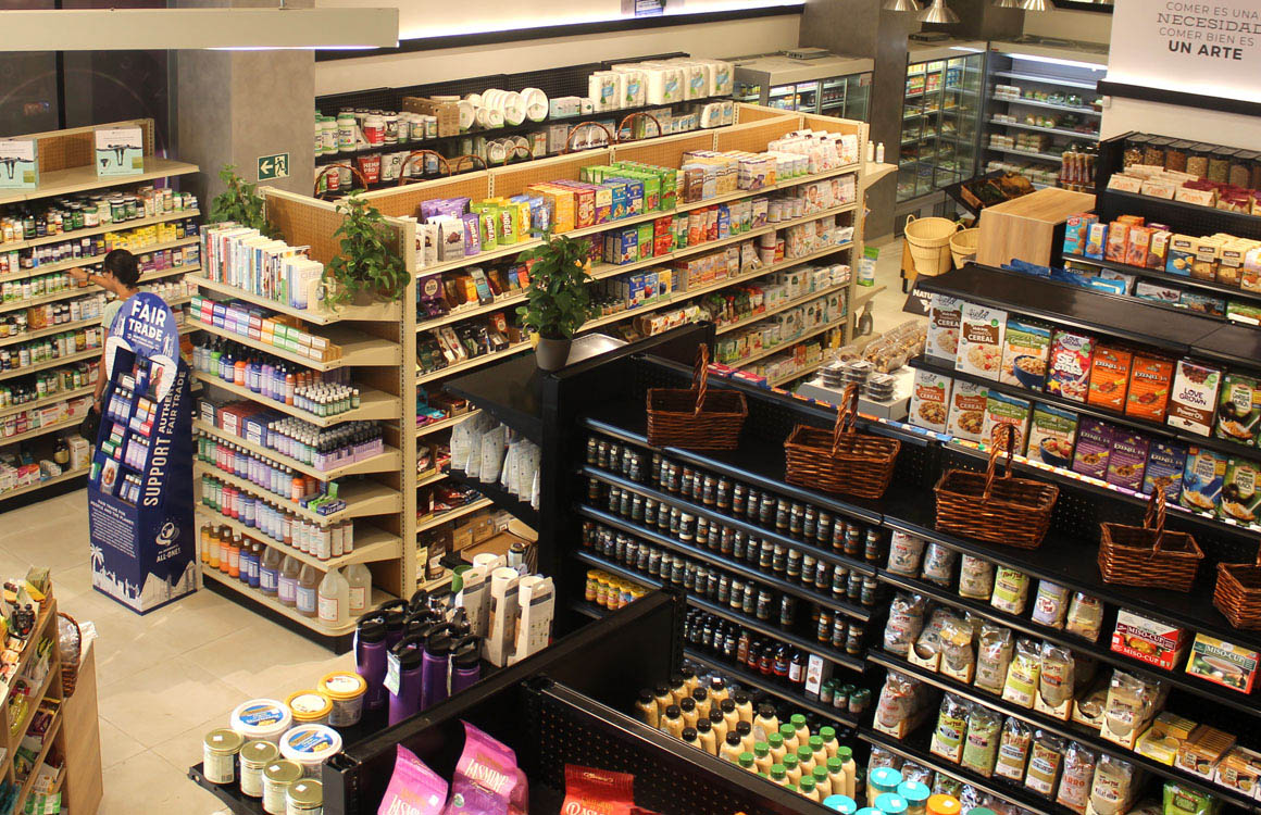 tienda organica marbella